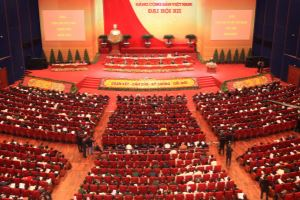 Communist Party of Vietnam National Party Congresses