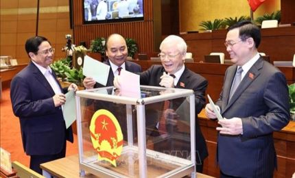 Algerian media hails Vietnam's new leadership